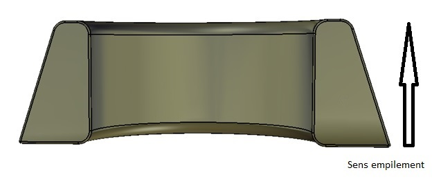 Fabrication Additive - Bumper