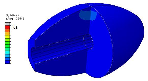 Fabrication additive - Calcul de structure Galet plein