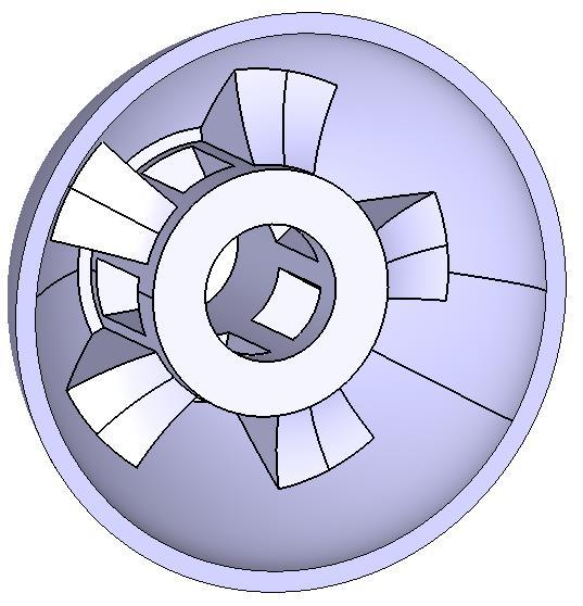 Pièce série Fabrication Additive